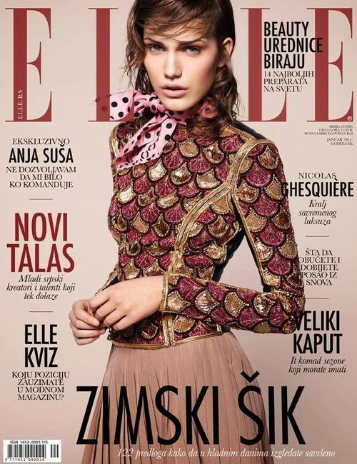 Karolina Wąż/New Age Models