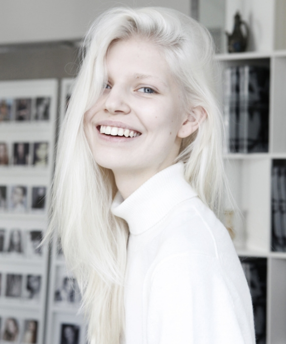 Ola Rudnicka/mat. Model Plus