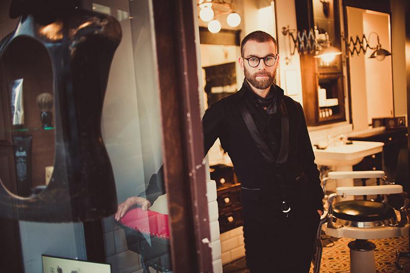 Wojtek Rostowski/fot. Artur Cieślakowski dla Do You Know Fashion