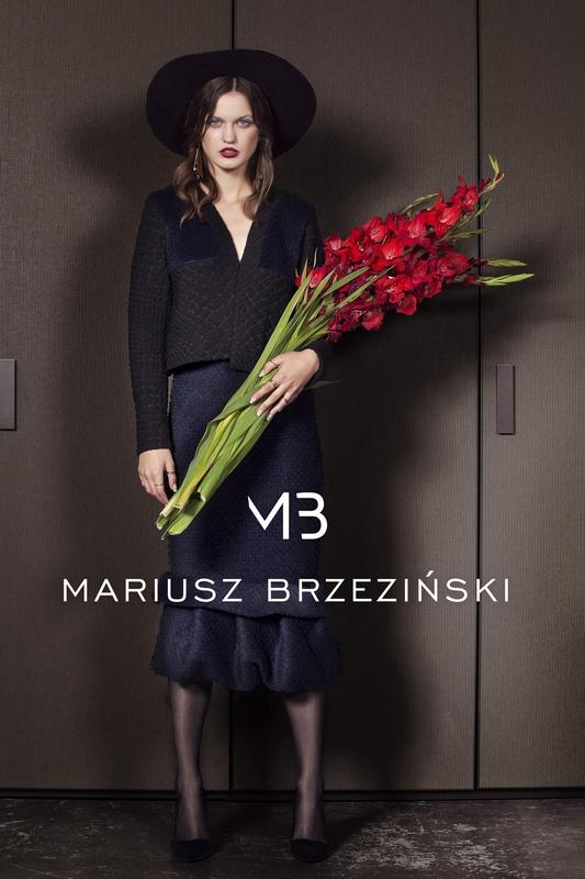jesień-zima 2014/15/mat. prasowe Mariusz Brzeziński