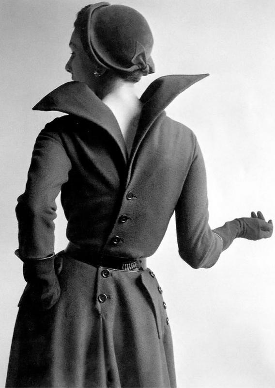 Christian Dior 1948/mat. prasowe Dior