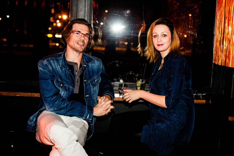 Szymon Kukanow i Ewa Wojciechowska/fot. Eliza Krakówka dla DYKF