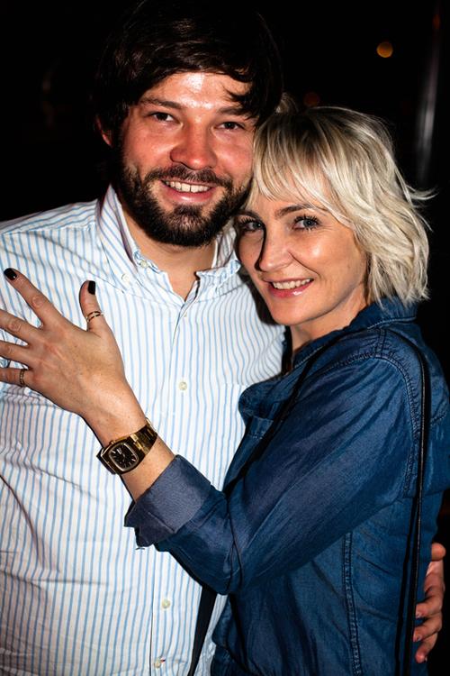 Mateusz Puślecki i Anna Puślecka/fot. Eliza Krakówka dla DYKF