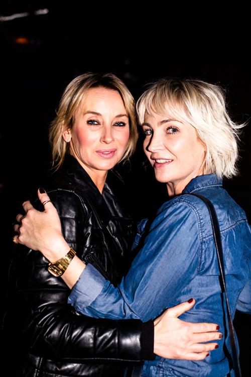 Dorota Williams i Anna Puślecka/fot. Eliza Krakówka dla DYKF