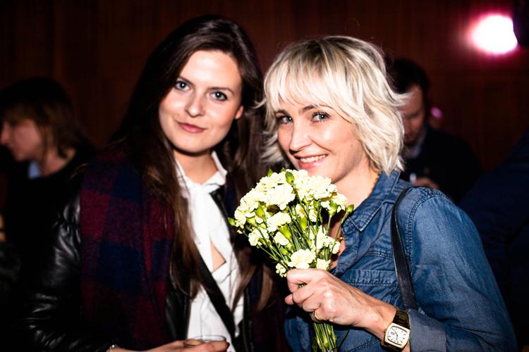 Karolina LImbach z Viva! Moda i Anna Puślecka/fot. Eliza Krakówka dla DYKF
