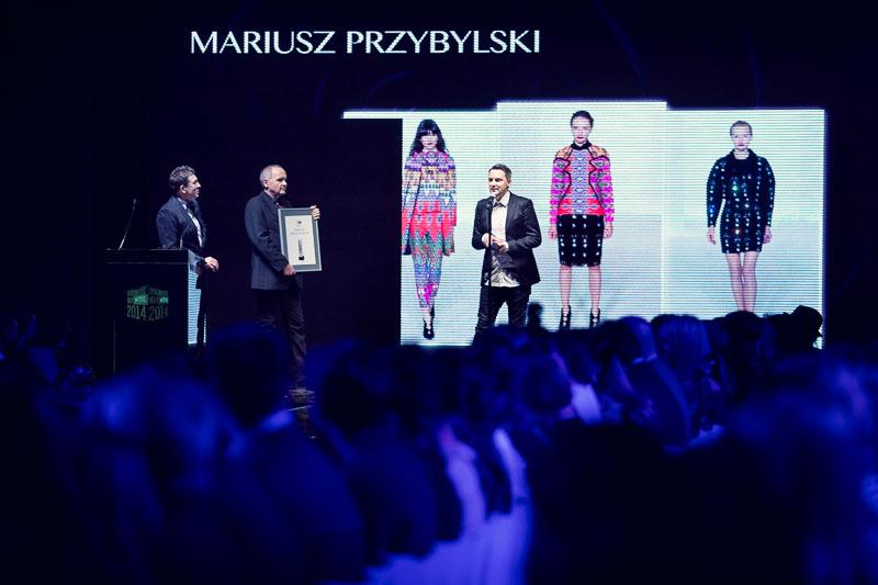Projektant Roku - Mariusz Przybylski/fot. Maciej Stankiewicz dla DYKF
