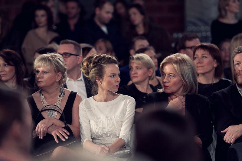 Teresa Rosati - pierwsza z prawej/fot. Maciej Stankiewicz dla DYKF