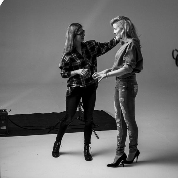 Alicja Werniewicz i Halina Mlynkowa/Instagram:  @doyouknowfashion