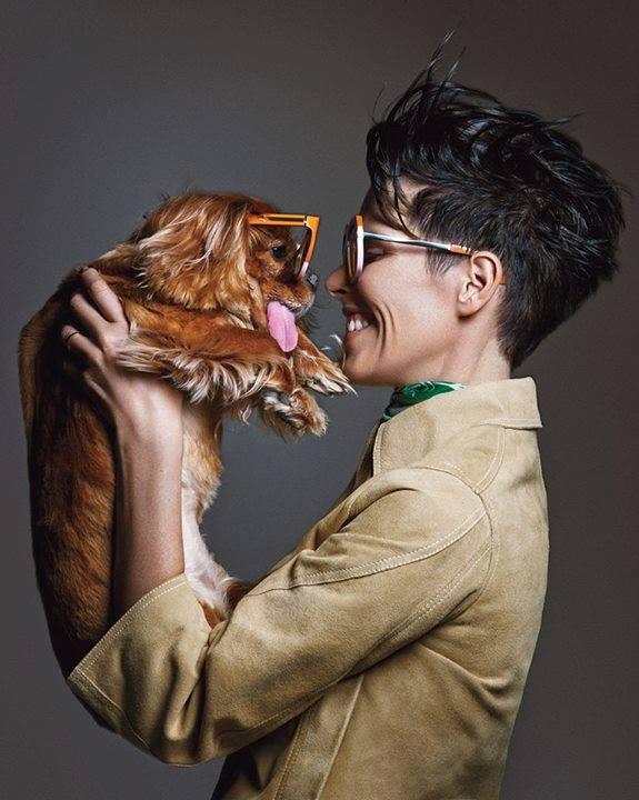 Karen Walker Eyewear/mat. prasowe Karen Walker