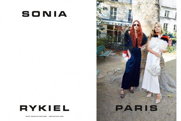 Sonia Rykiel SS 2015/mat. prasowe Sonia Rykiel