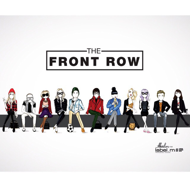 The Front Row/za zgodą Aarona Favaloro