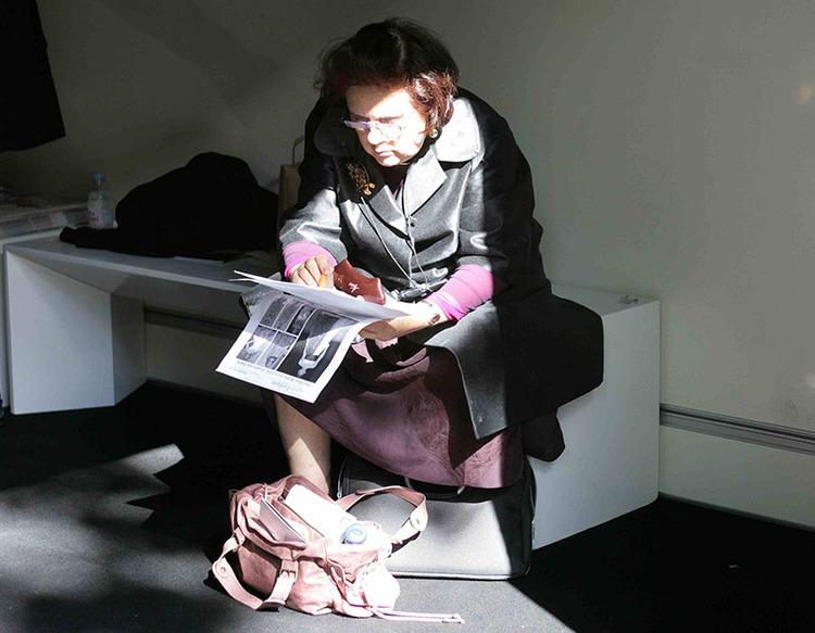 Suzy Menkes/fot. Agencja FORUM