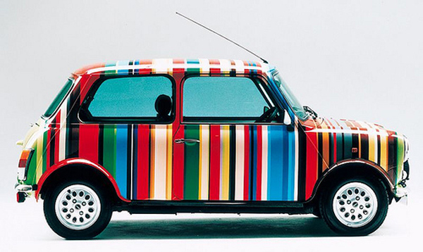 Mini Morris by Paul Smith