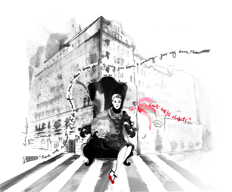 Betty Halbreich/ilustracja Sonia Hensler