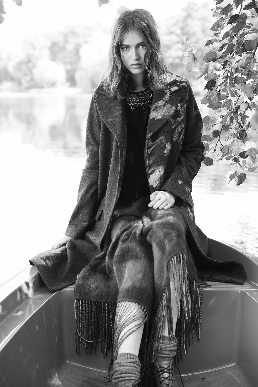 Sesja dla magazynu Glamour/fot. Agnieszka Kulesza i Łukasz Pik