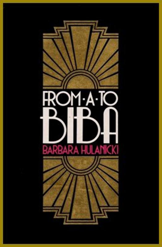 "Okładka reedycji autobiografii Barbary Hulanicki ""From A to Biba""/mat.prasowe V&A Publishing"