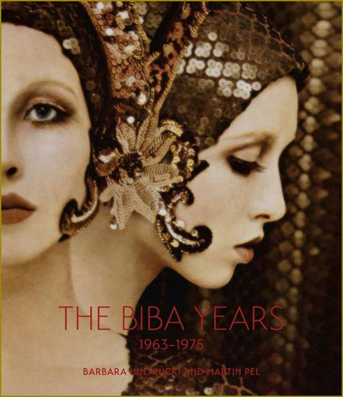 "Okładka książki ""The Biba Years:1963-1975"" autorstwa Barbary Hulanicki i Martina Pel'a/mat.prasowe V&A Publishing"