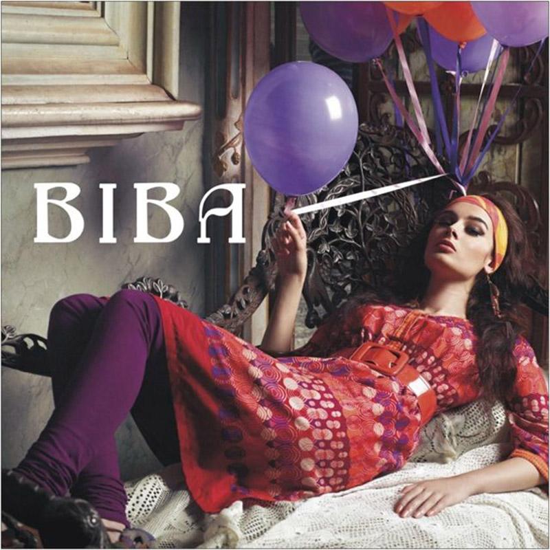Kampania marki Biba na sezon jesień/zima 2011/mat.prasowe Biba
