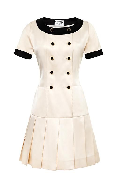 Sukienka vintage Chanel