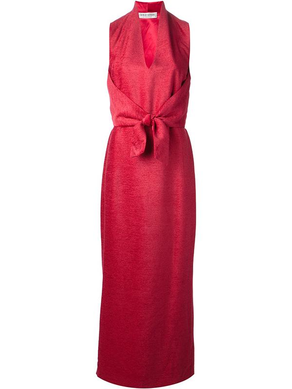 Sukienka vintage Giorgio Armani