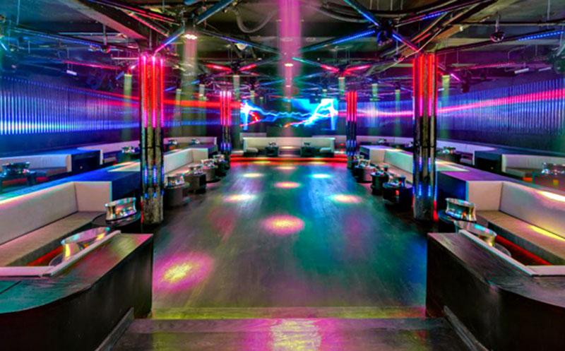 Wnętrze klubu VIP Room NYC/mat.prasowe VIP Room NYC