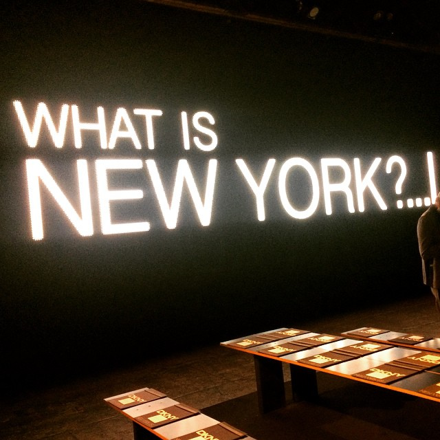 Czym jest Nowy Jork? - pyta retorycznie Donna Karan/Instagram: @elletaiwan