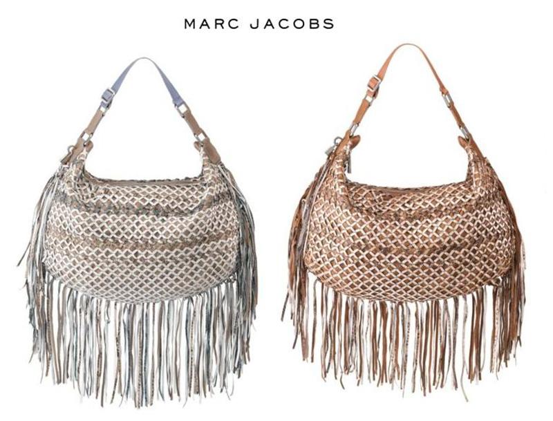 Trebki Marc'a Jacobs'a w stylu boho chic