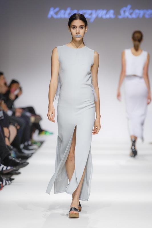 Kolekcja Illusion 2015 na MQ Vienna Fashion Week/fot. Katarzyna Skorek