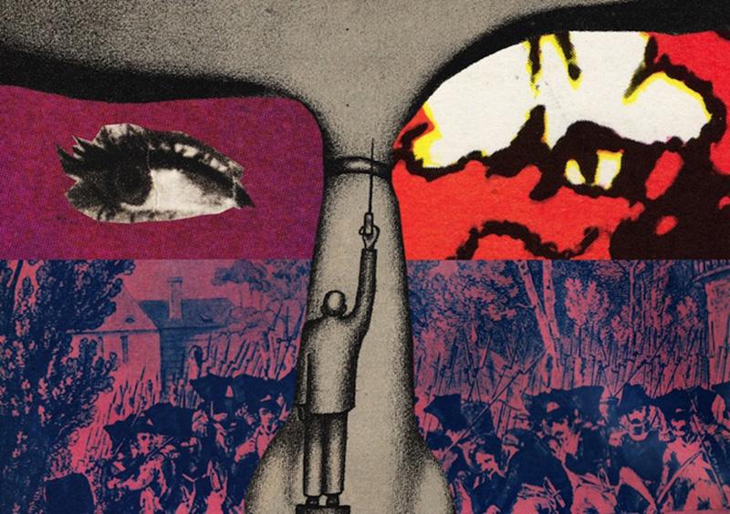 Kolaż autorstwa Piotra Krzymowskiego/mat. Agencja D'Vision
