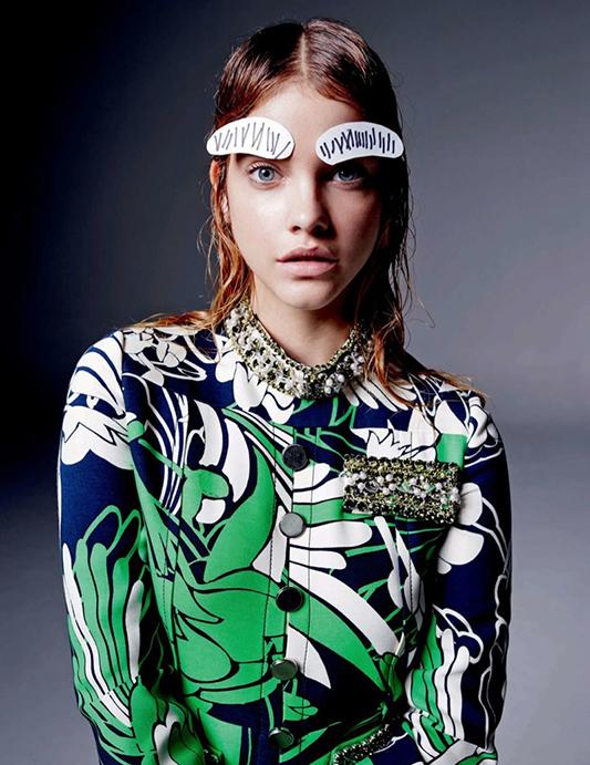 Piotr Krzymowski dla  Vogue Portugal  /  mat. Agencja D'Vision