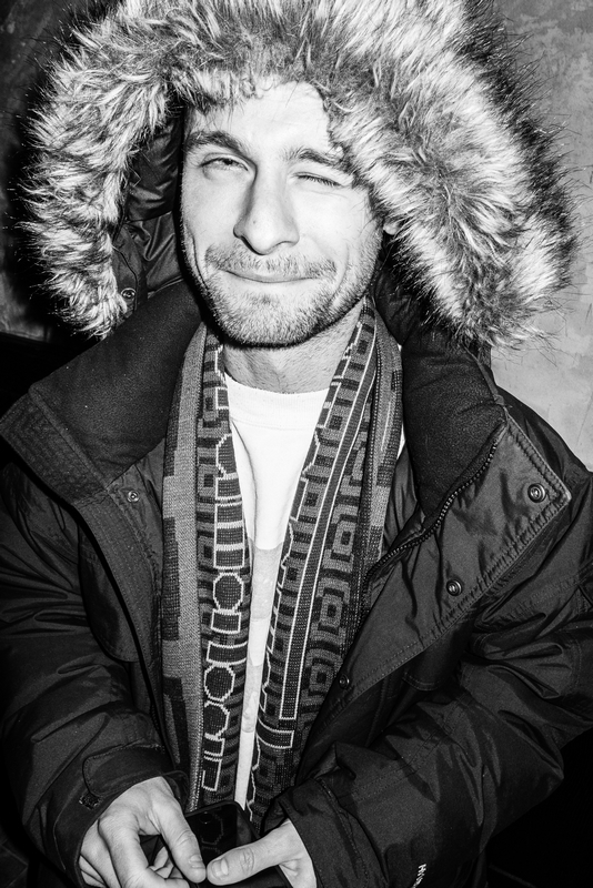 Adam Pluciński, fotograf/fot. Tomek Makolski