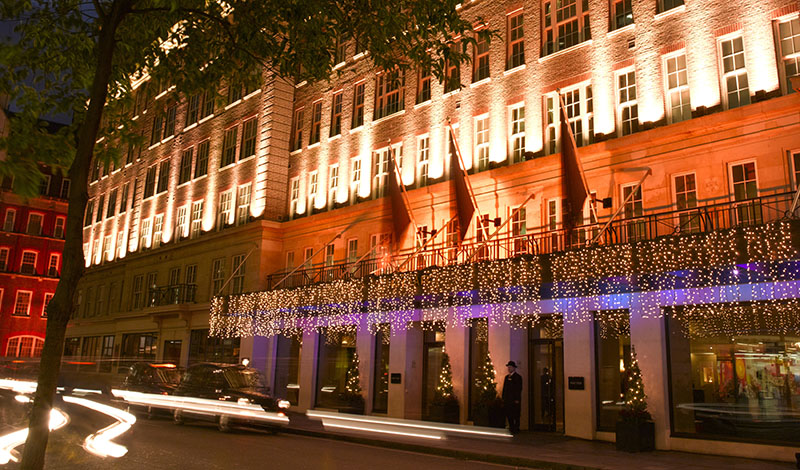 Hotel My Fair w Londynie/mat.prasowe My Fair Hotel