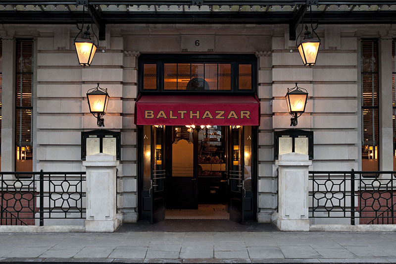 Restauracja Balthazar/mat.prasowe Balthazar Restaurant