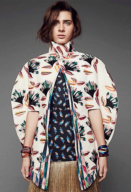 KAASKAS /mat. prasowe Polish Fashion Now