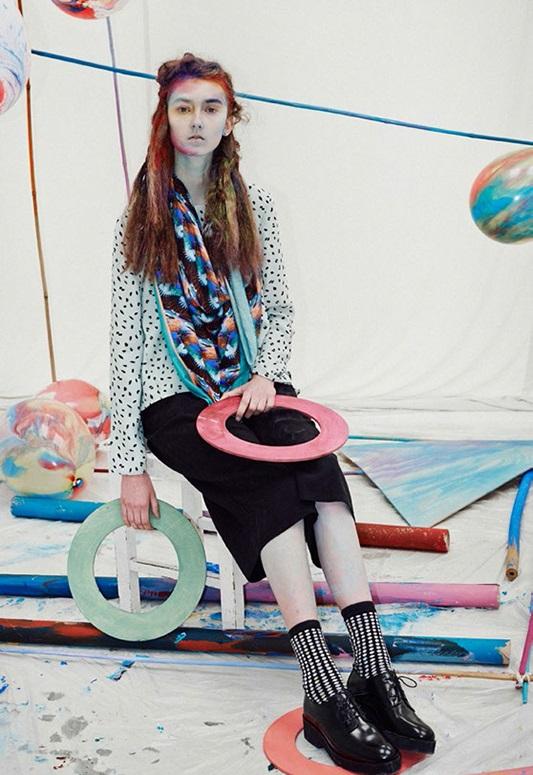 FILIP VON POLEN/mat. prasowe Polish Fashion Now