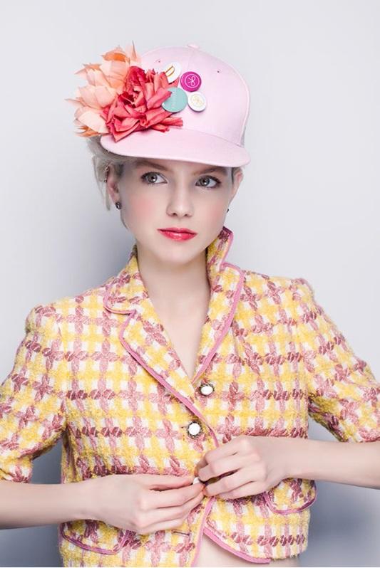 DECOLOVE/mat. prasowe Polish Fashion Now
