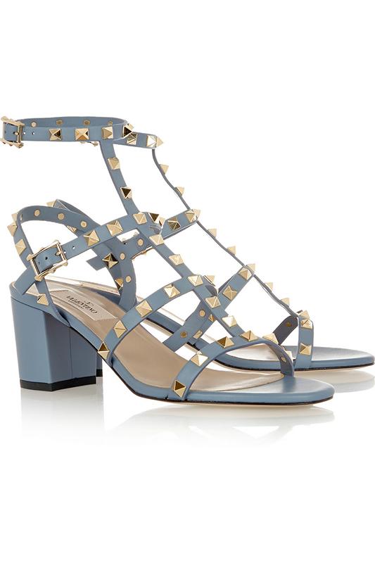 Buty z kolekcji prêt-à-porter Valentino