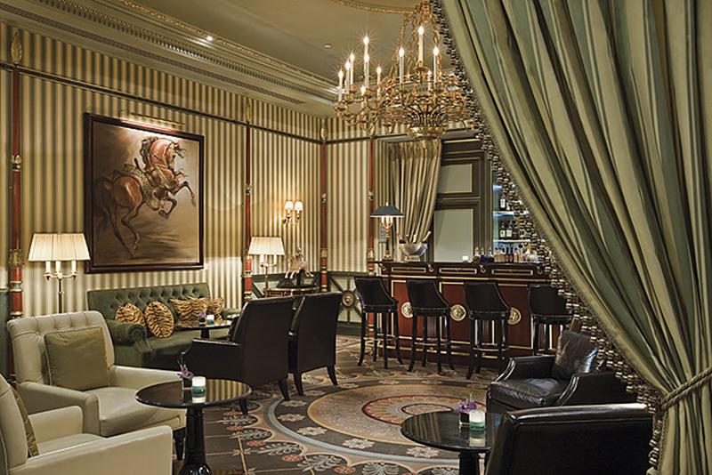 Wnętrze hotelu The Shangri-la/mat.prasowe The Shangri-la