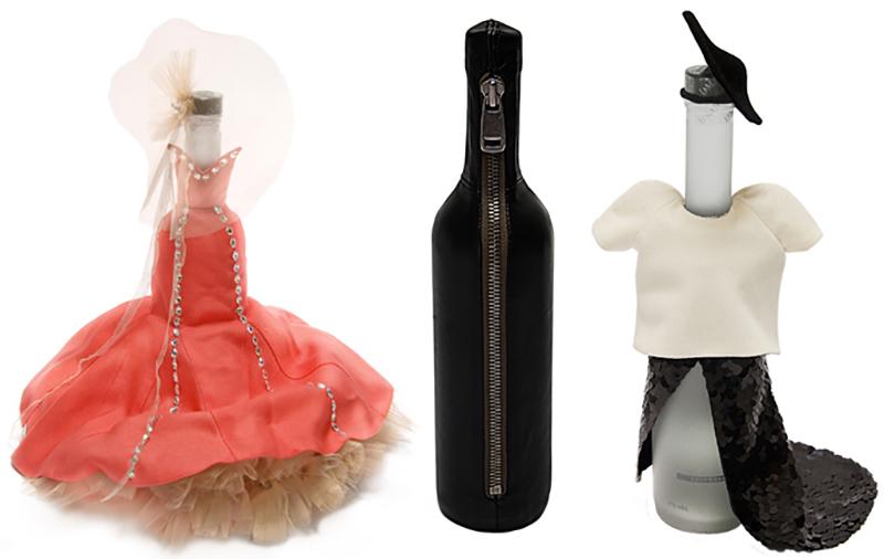 Butelka projektu (od lewej): Deni Cler, Gosi Baczyńskiej, La Manii
