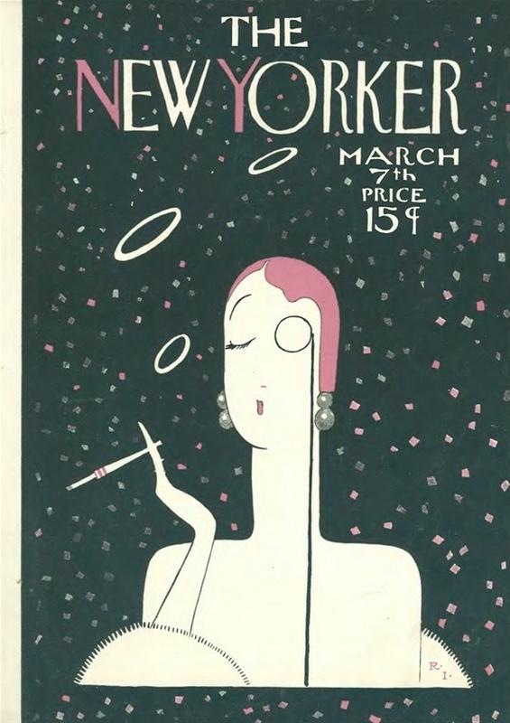 New Yorker, 1925 rok