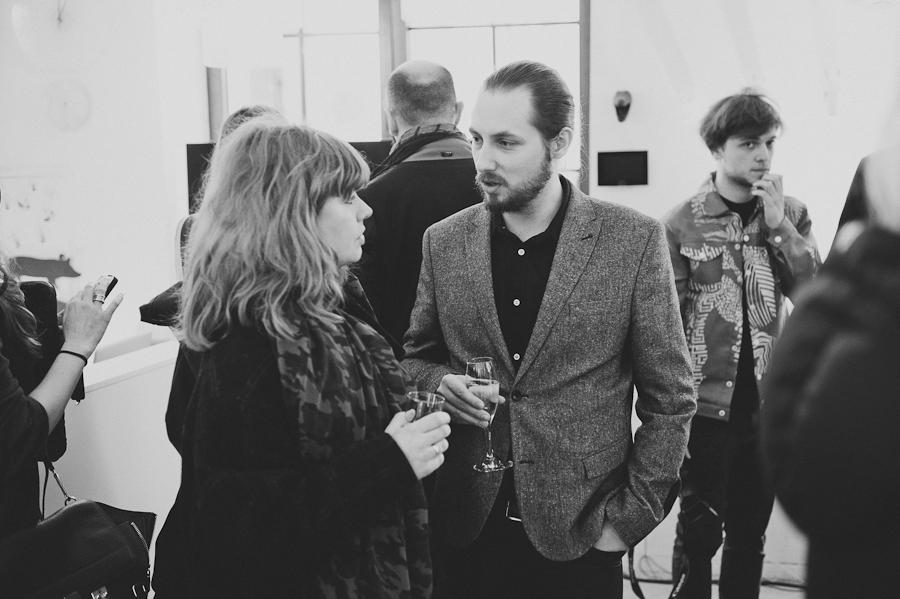 Ewa Kosz, Ultrażurnal i  Łukasz Laskowski, PR & brand manager Zuo Corp. /fot. Artur Cieślakowski dla DYKF.pl