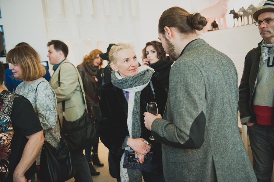 Helena Palej, APART i Łukasz Laskowski, PR i brand manager Zuo Corp./fot. Artur Cieślakowski dla DYKF.pl