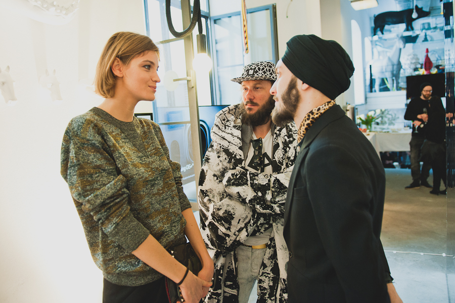 Renata Kaczoruk, Robert Serek i Bartek Michalec/fot. Artur Cieślakowski dla DYKF.pl