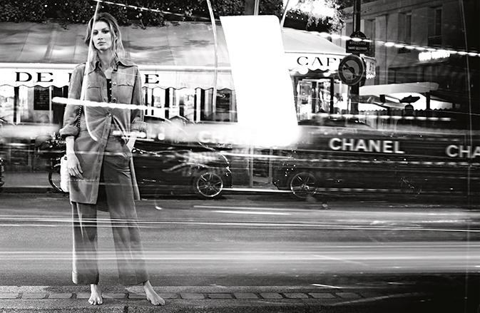 Kampania ready-to-wear Chanel, 2014 rok
