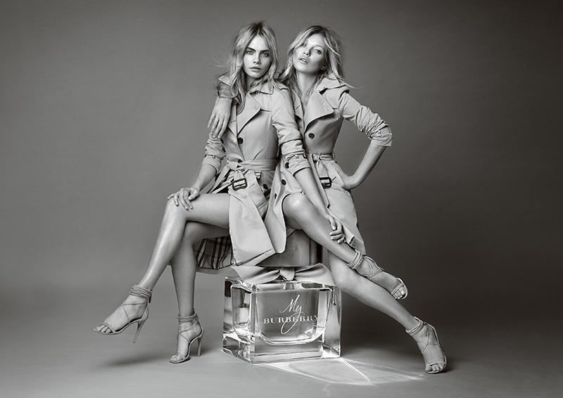Kampania marki Burberry z 2014 roku