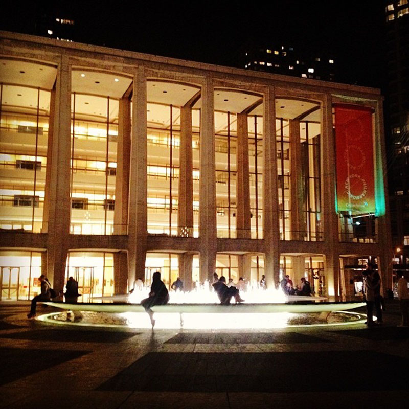 Instagram:@lincolncenter