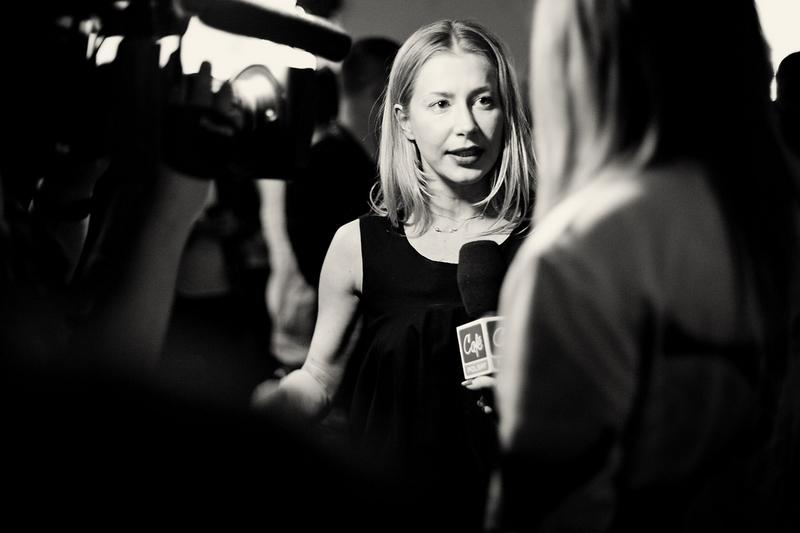 Katarzyna Warnke/fot. Agnieszka Taukert dla DYKF