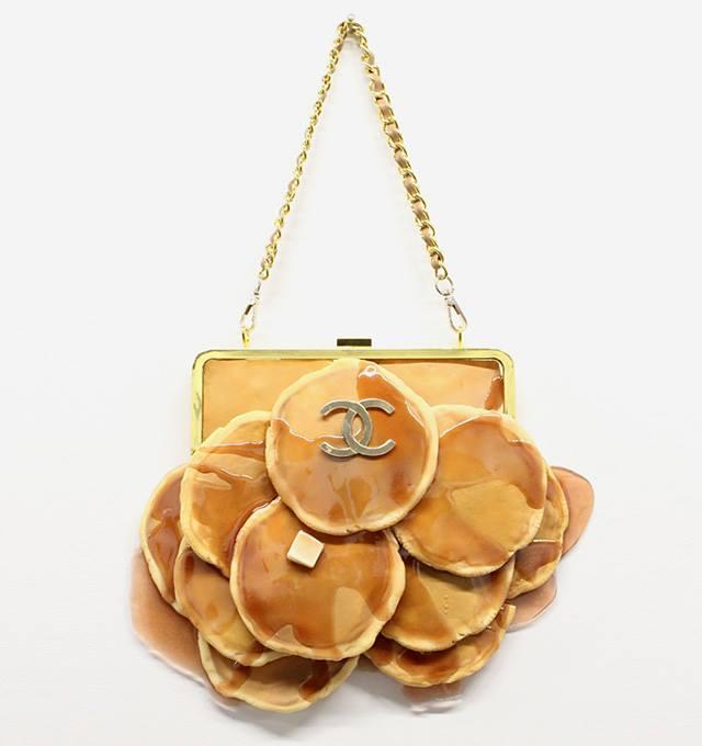 Chanel i luksusowe pancakesy/Instagram: @joanchanszewing