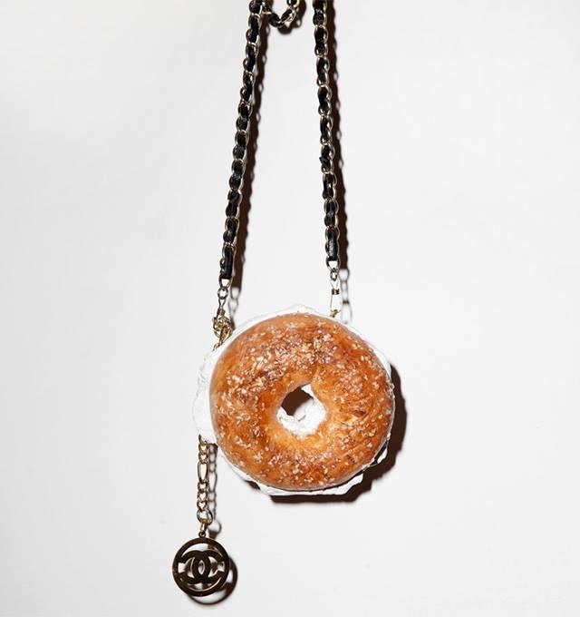 Chanel donut/Instagram: @fashionjewdotco