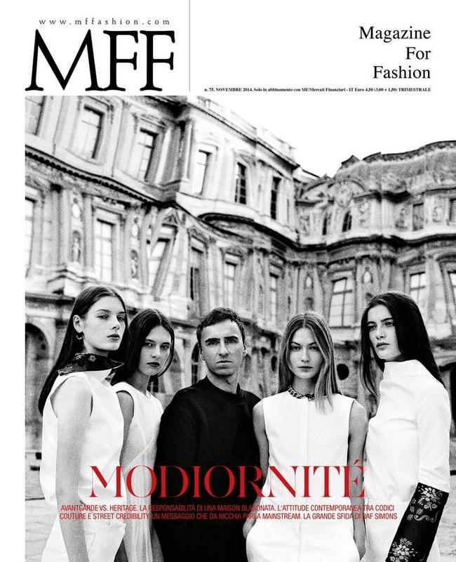 MFF Magazine, listopad 2014